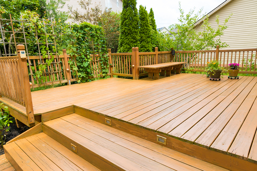 Relax on a New Deck