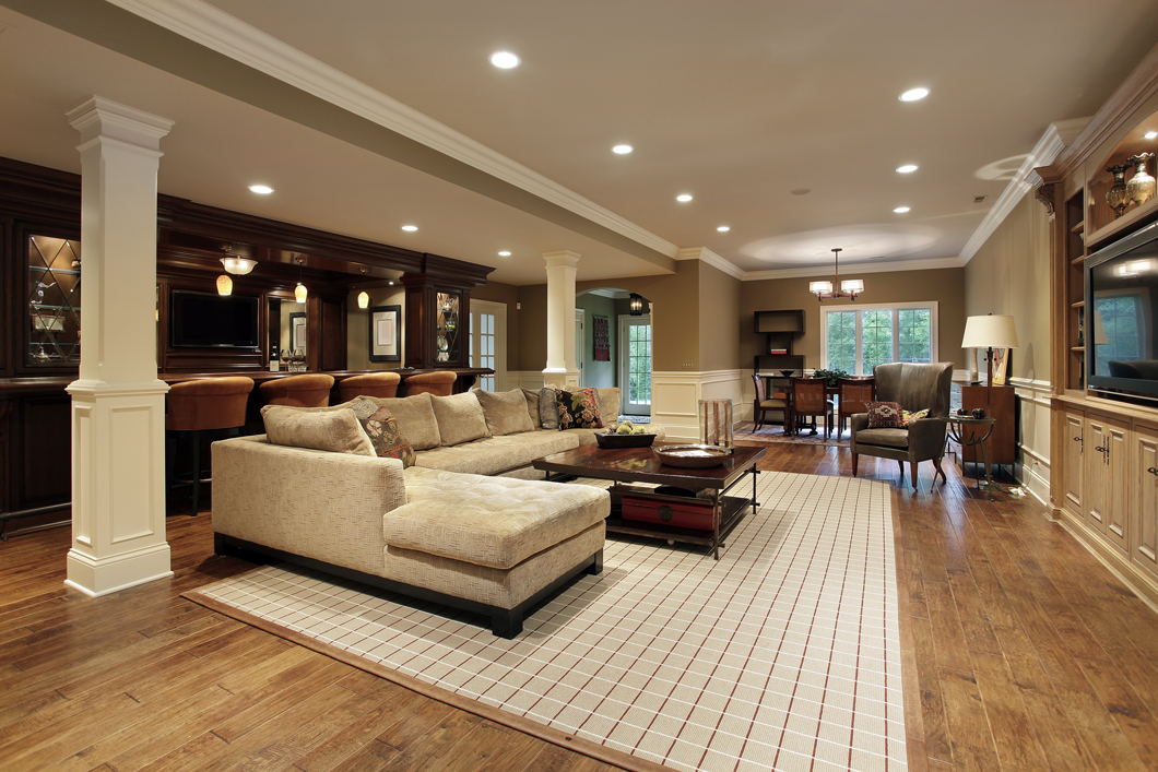 Basement Finishing West Roxbury MA Tom Brady Carpentry Custom Basement Remodeling Boston